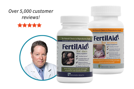 FertilAid Fertility Supplements