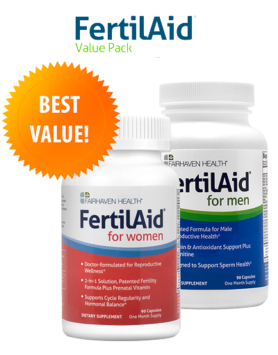 Buy FertilAid Value Pack